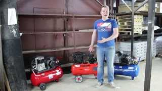 Сравнение компрессоров 50 литров Fiac 50 AB360А Fubag VCF/50CM3 Remeza 50LB30A