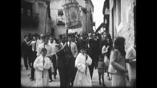 preview picture of video 'Pedraza de fiesta (1969)'