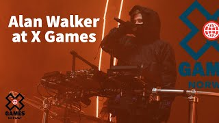 ALAN WALKER AT X GAMES: 'End of Time' | X Games Norway 2020