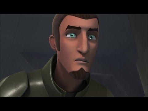 Star Wars Rebels: Yoda (Frank Oz) Contacts Kanan