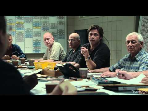 Moneyball the movie (and some advice for Hollywood)