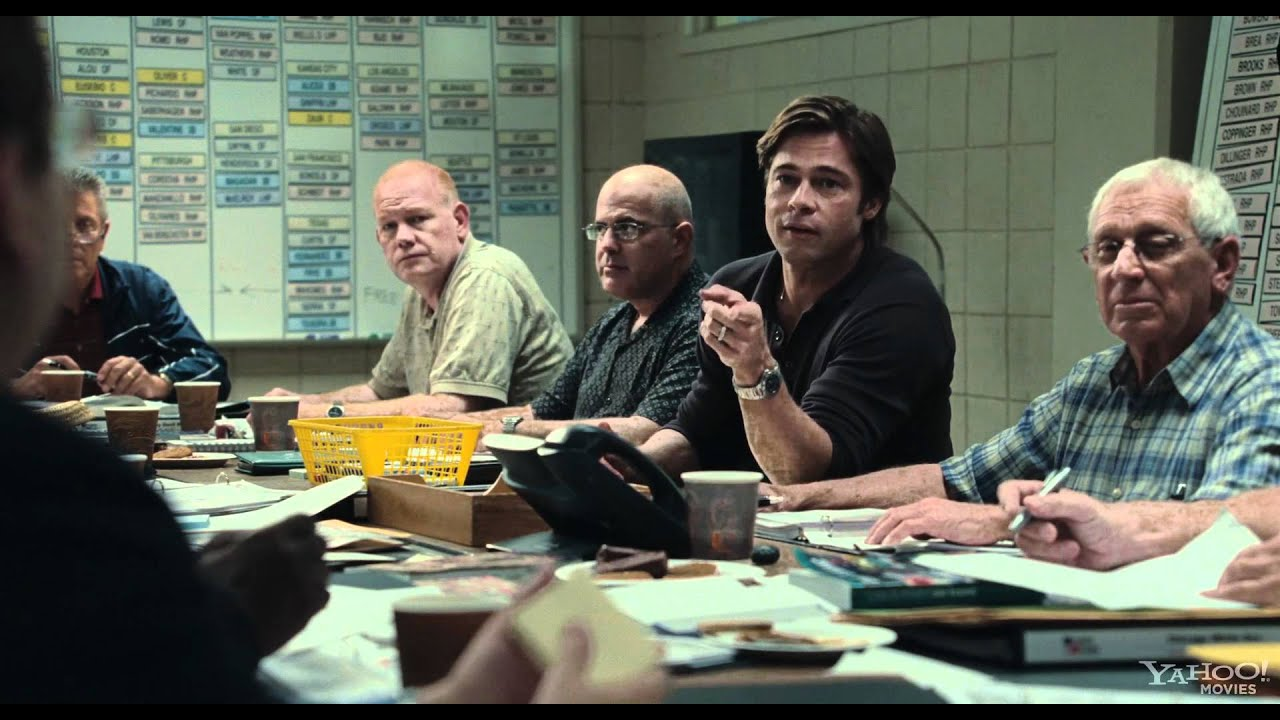 Movie Trailer: Moneyball (2011)
