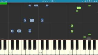 Drake, Quavo, Travis Scott - Portland - Piano Tutorial