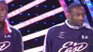 NBA All-Star Game 07 Intro East