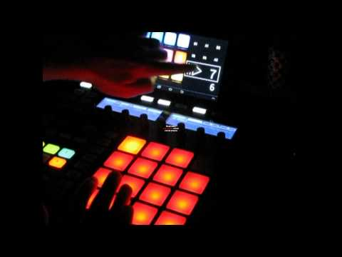 Video of Maschine Scene Selector PAID