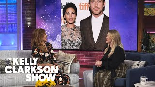 Eva Mendes Explains Her And Ryan Goslings Bulldozing Parenting Style
