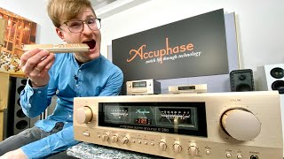 Accuphase E 280 High End HiFi Stereo Verstärker