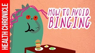 How to Avoid Binge Eating ONCE AND FOR ALL - FAST !!