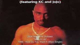 2Pac - Hit 'Em Up feat. The Outlawz