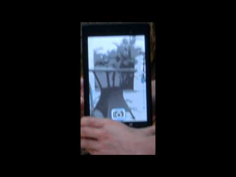 Video of モノクロPhotoカメラ ~絵画風な写真~