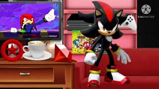 Shadow Reacts to Sonic Shorts Volume 8 HD (Watch until the very end)
