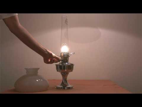 Aladdin Petroleum Lampe