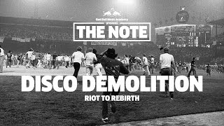 The Note Episode 4 | Disco Demolition: Riot To Rebirth