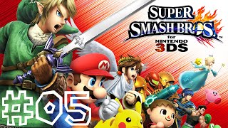 Super Smash Bros. for 3DS -- Online Matches, Part 5: Stop and Go