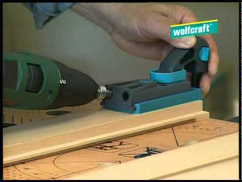 Kit de montagem Undercover Jig Wolfcraft 4642000