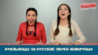 Итальянцы угадывают русские звуки животных