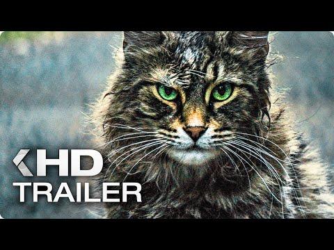 FRIEDHOF DER KUSCHELTIERE Trailer 2 German Deutsch (2019)
