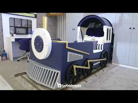 Tren Station Çocuk Odası