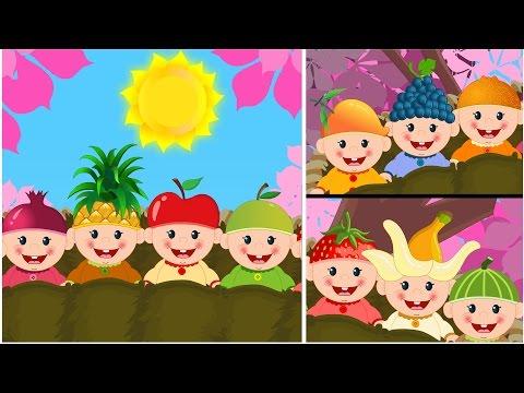 Ten In The Bed | Counting Song | Nursery Rhymes | Kids songs