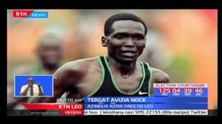 Paul Tergat adokeza nia yake ya kuwa rais wa kamati ya Olimpiki nchini