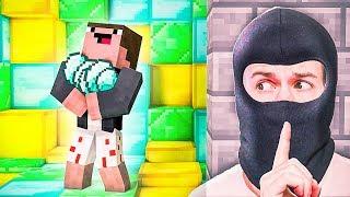 Самый БОГАТЫЙ Нуб в Майнкрафт! Воры ОГРАБИЛИ самого Богатого нуба в Майнкрафте! Minecraft | ВЛАДУС