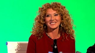 Does Kelly Hoppen wash her face with an orange? - Would I Lie to You?: Series 8 Episode 5 - BBC One
