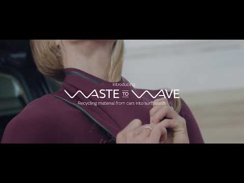 Land Rover - Waste to Waves Surfboard