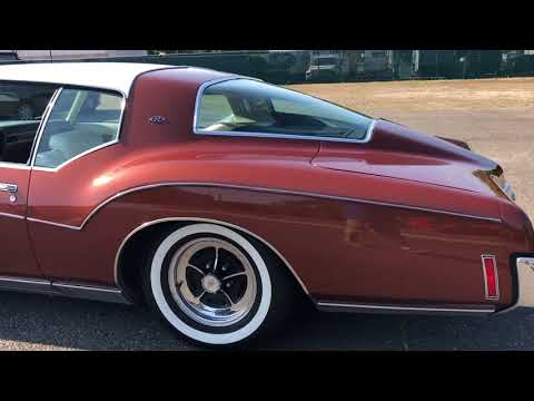 Video of '73 Riviera - NVQM