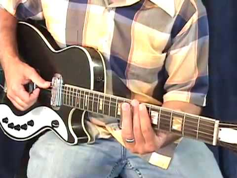 Lessons For Electric Slide Guitar In Standard Tuning