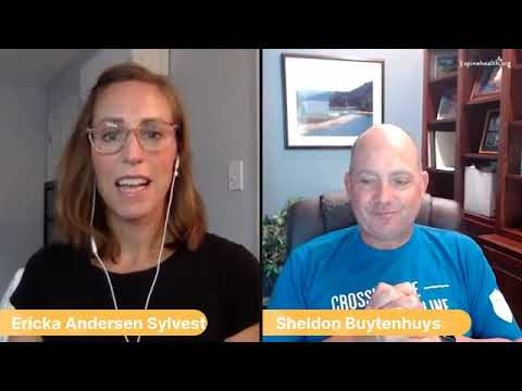 Live Interview: Spinal Champion® Sheldon Buytenhuys
