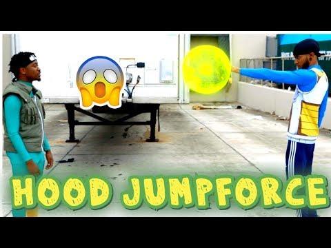 Naruto vs Goku ( Jumpforce Part 7 ) Hood Anime