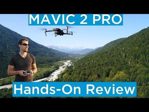 DJI Mavic 2 Pro Review – The Ultimate Drone [4K]