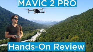 DJI Mavic 2 Pro Review - The Ultimate Drone [4K]