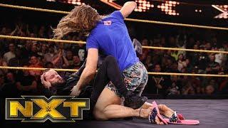 Matt Riddle Confronts Finn Bálor: WWE NXT, Nov. 13, 2019