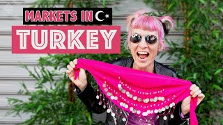EXPLORING TURKISH BAZAARS | IZMIR TURKEY 🇹🇷 | EP 138