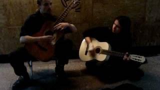 Gitarzyści Katowice - dworzec/ Guitarists in Katowice