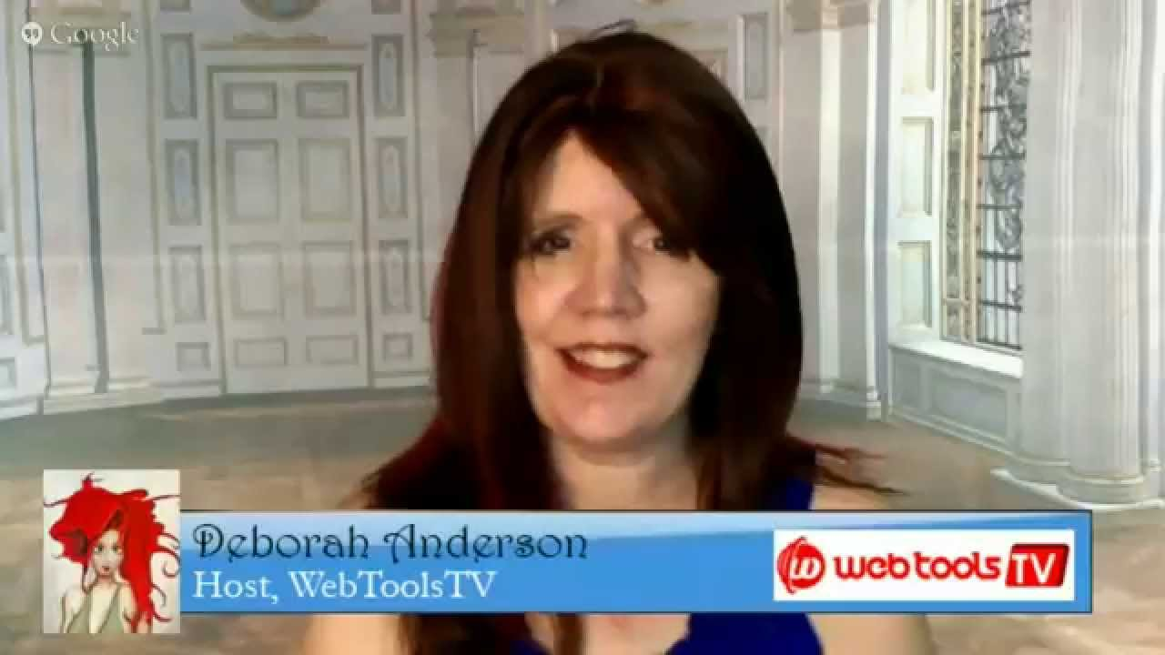 Daniel Zeevi, CEO of @Dashburst interviewed by @SocialWebCafe on #WebToolsTV #SocialCafe