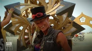 You can´t unburn the fire! - the burning man documentary