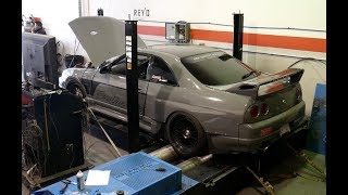 RB25/30 R33 Skyline - Tuned By Rev'd Performance