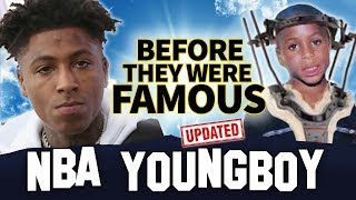 NBA YoungBoy   Before They Were Famous   UPDATED