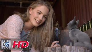 "CGI & VFX Short Films: ""Kitten Witch""  - Directed by James Cunningham"