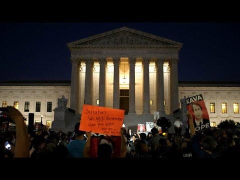 ΗΠΑ: Την Παρασκευή η πρώτη ψηφοφρία της Γερουσίας για τον Κάβανο…