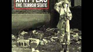 Anti Flag - When you don't control your government people want to kill you