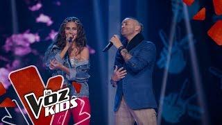 Greeicy y Nacho cantan Destino | Yatra y Sus Amigos | La Voz Kids Colombia 2019