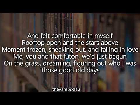 Macklemore feat. Kesha - Good Old Days (Lyrics) mp3
