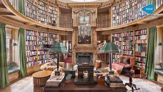 29 Beautiful Home Library.