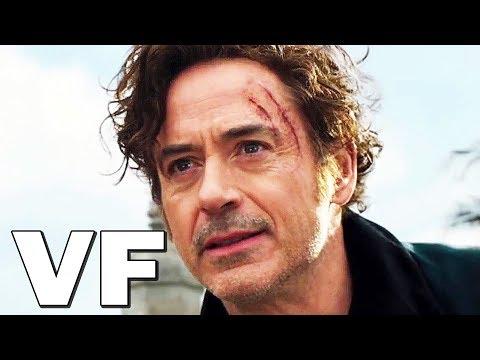 LE VOYAGE DU DR DOLITTLE Bande Annonce VF (2020) Robert Downey Jr, Tom Holland
