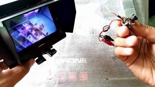 Eachine TX06 700TVL 5.8Ghz 40CH Smart AiO FPV Camera OSD