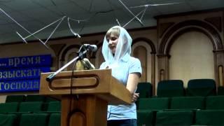 Свидетельство Татьяны. Ночная молитва 25 июля