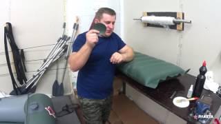 Ремонт лодок резиновых в кировограде